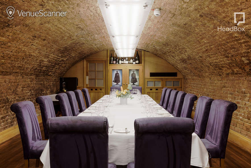 Hire The Don Restaurant The Sandeman Vault And Room 1