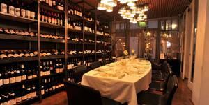 Letranger Restaurant, Wine Room