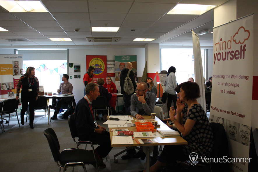 Hire Voluntary Action Islington Conference Room 1