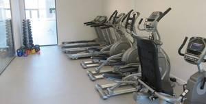 Cadder Community Centre, Gym
