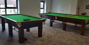 Cadder Community Centre, Snooker Room