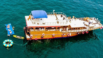 Orange Tree Cruises, Day Cruise