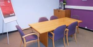 Bizspace - The Pentagon Centre, Glasgow, Small Meeting Room