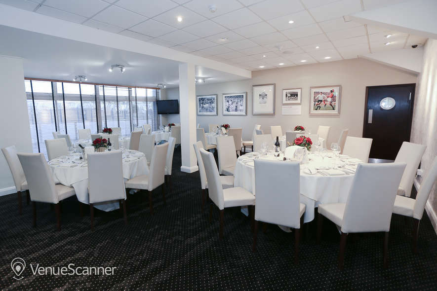 Hire Fulham Football Club, Craven Cottage George Cohen Lounge