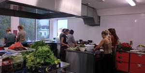 Hamilton House, Community Kitchen