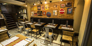 Belgo Soho, Exclusive Hire