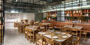 Opso, The Larder Room