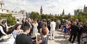 RICS at Parliament Square, Presidents Suite, Roof Terrace