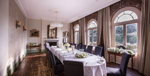 York And Albany By Gordon Ramsay, Regency Room