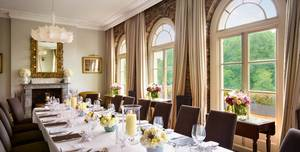 York And Albany By Gordon Ramsay, Restaurant