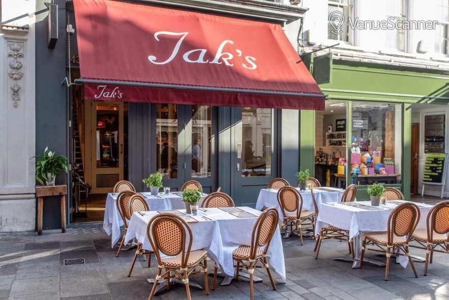 Hire Jak's Mayfair Basement Bar 10