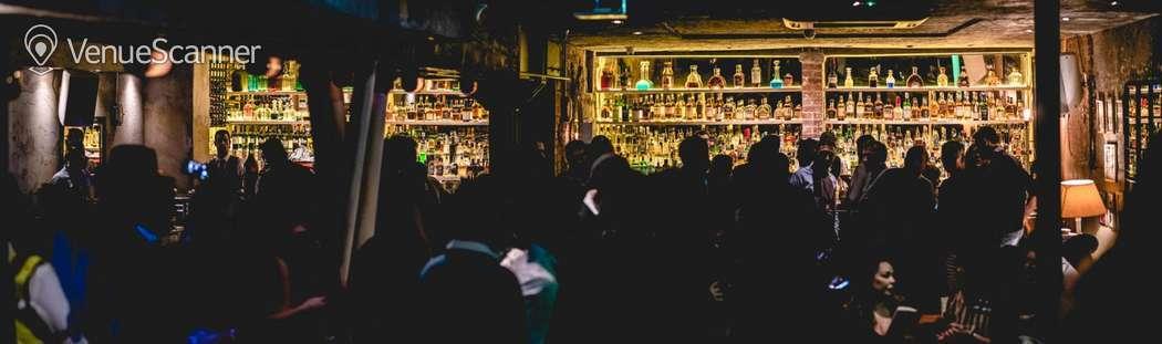 Hire Jak's Mayfair Basement Bar 2