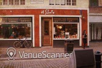 Hire Al Santo Restaurant Whole Restaurant 13