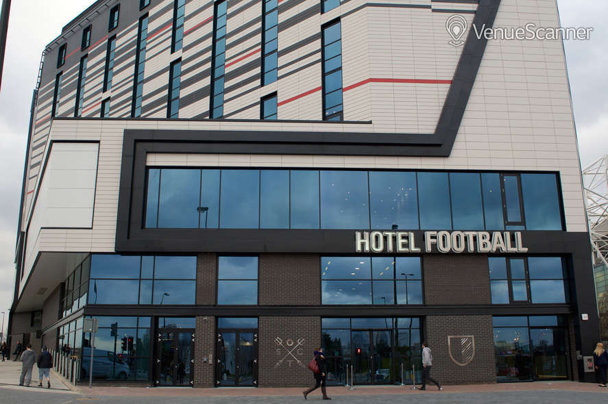 Hire Hotel Football Old Trafford Supporters Club 2