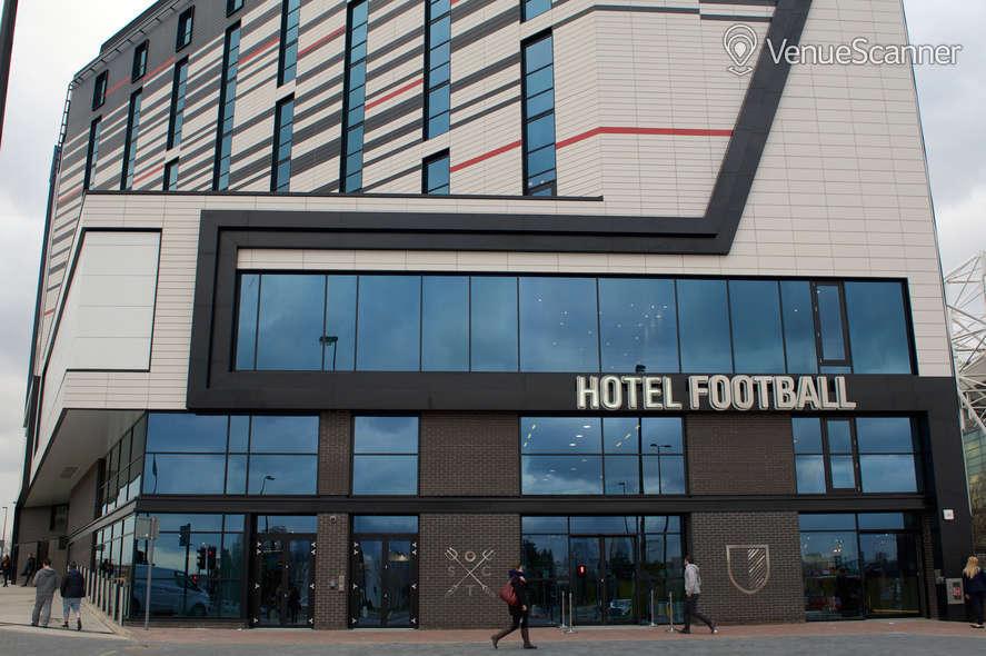 Hire Hotel Football Heaven 5