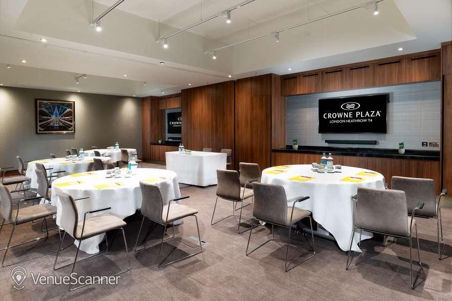 Hire Crowne Plaza Heathrow Terminal 4 Meeting Room 1&2 1