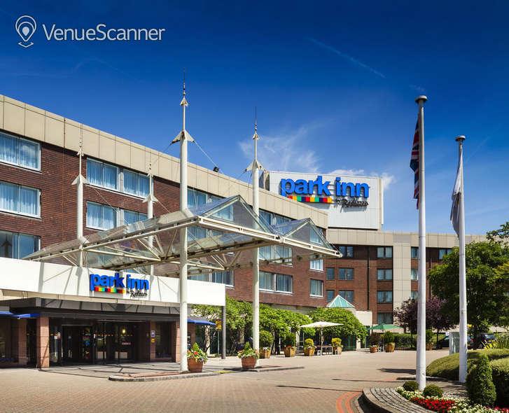 Hire Radisson Hotel London Heathrow Bader 1