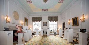 Chandos House, Robert Adam Room