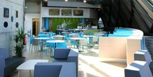 Glasgow Science Centre, The Café