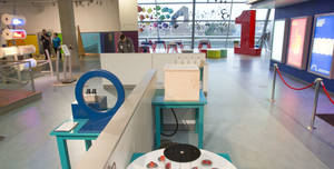 Glasgow Science Centre, Floor One