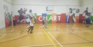 Willenhall Community & Youth Centre, Sports Hall