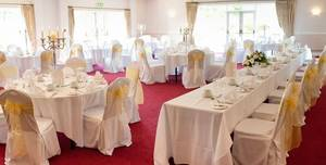 The Bristol Golf Club, The St Swithins Suite